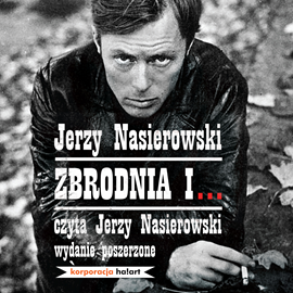 okładka Zbrodnia i…, Audiobook   Nasierowski Jerzy