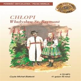 okładka Chłopiaudiobook   MP3   Władysław Reymont