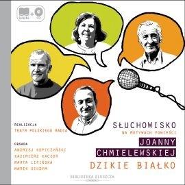 okładka Dzikie białko, Audiobook | Chmielewska Joanna