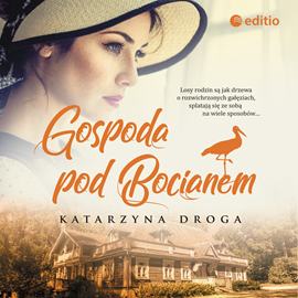 okładka Gospoda pod Bocianem, Audiobook   Droga Katarzyna