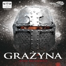 okładka Grażyna, Audiobook | Adam Mickiewicz