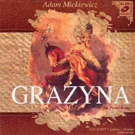 okładka Grażynaaudiobook | MP3 | Adam Mickiewicz
