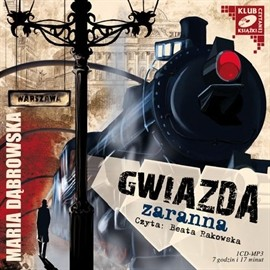 okładka Gwiazda zaranna, Audiobook | Maria Dąbrowska