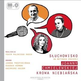 okładka Krowa niebiańska, Audiobook | Chmielewska Joanna