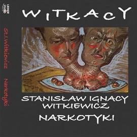 okładka Narkotykiaudiobook | MP3 | Stanisław Ignacy Witkiewicz