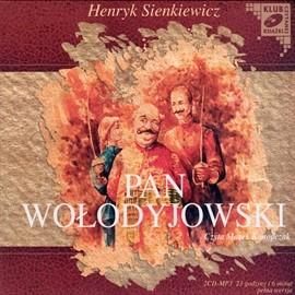 okładka Pan Wołodyjowskiaudiobook | MP3 | Henryk Sienkiewicz
