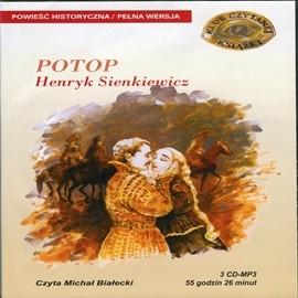okładka Potopaudiobook   MP3   Henryk Sienkiewicz
