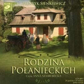 okładka Rodzina Połanieckichaudiobook | MP3 | Sienkiewicz Henryk