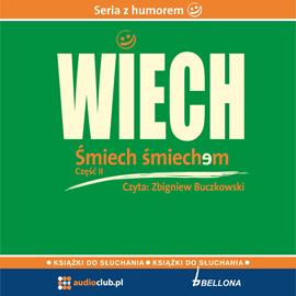 """okładka Śmiech śmiechem cz.IIaudiobook   MP3   Wiechecki """"Wiech"""" Stefan"""