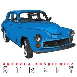 okładka Strefy, Audiobook | Kuśniewicz Andrzej