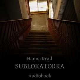 okładka Sublokatorka, Audiobook | Krall Hanna
