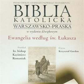 okładka Ewangelia według św. Łukasza, Audiobook |