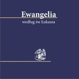 okładka Ewangelia wedlug św. Łukasza, Audiobook | 1000lecia - Pallottinum Biblia