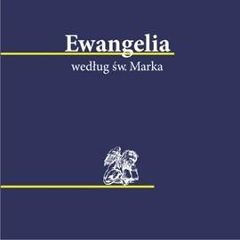 okładka Ewangelia wedlug św. Marka, Audiobook | 1000lecia - Pallottinum Biblia