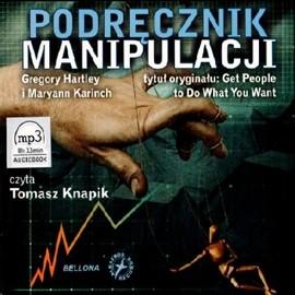 okładka Podręcznik manipulacji, Audiobook | Hartley Gregory