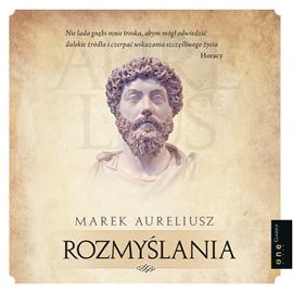 okładka Rozmyślania, Audiobook | Marek Aureliusz