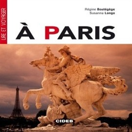 okładka À Paris, Audiobook | EDITRICE CIDEB