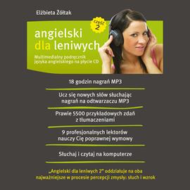 okładka Angielski dla leniwych cz.2audiobook   MP3   Żółtak Elżbieta