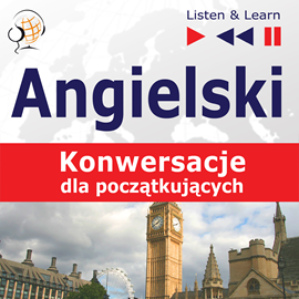 okładka Angielski namp3 Konwersacje dla początkujących, Audiobook | Dorota Guzik