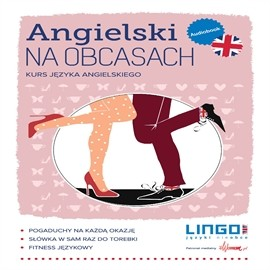 okładka Angielski na obcasach. Kurs języka angielskiego, Audiobook   Gabriela Oberda