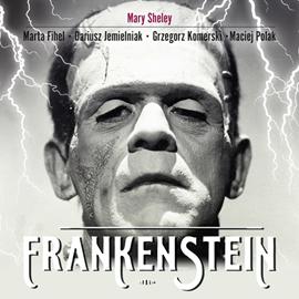 okładka Frankenstein w wersji do nauki angielskiego, Audiobook | Shelley Mary
