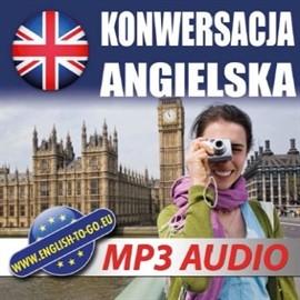 okładka Konwersacja angielska, Audiobook | english-to-go.eu team
