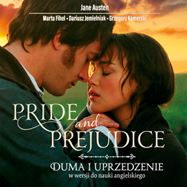 okładka Pride and Prejudice. Duma i uprzedzenie w wersji do nauki angielskiego, Audiobook | Jane Austen