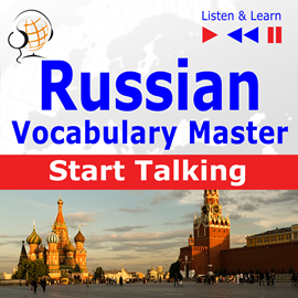 okładka Russian Vocabulary Master: Start Talkingaudiobook | MP3 | Dorota Guzik