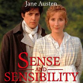 okładka Sense and Sensibility. Rozważna i Romantyczna w wersji do nauki angielskiego, Audiobook | Austen Jane