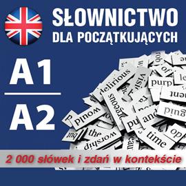 okładka Słownictwo angielskie - poziom A1, A2audiobook | MP3 | Dvoracek Tomas
