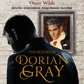 okładka The Picture of Dorian Gray. Portret Doriana Graya w wersji do nauki angielskiego, Audiobook | Wilde Oscar