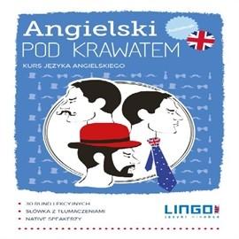 okładka Angielski pod krawatem, Audiobook   Gabriela Oberda