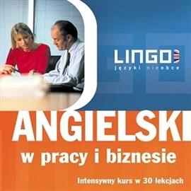 okładka Angielski w pracy i biznesie, Audiobook   Hubert Karbowy