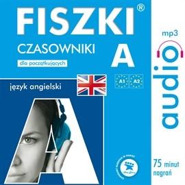 okładka FISZKI audio - j. angielski Czasowniki A, Audiobook | Wojsyk Patrycja