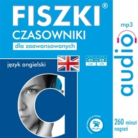 okładka FISZKI audio – j. angielski – Czasowniki dla zaawansowanych (plik mp3)audiobook | MP3 | Wojsyk Patrycja