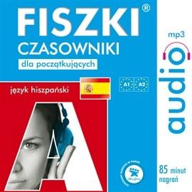okładka FISZKI audio – j. hiszpański – Czasowniki dla początkujących, Audiobook | Perczyńska Kinga