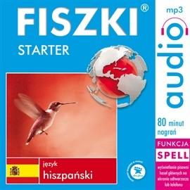 okładka FISZKI audio – j. hiszpański – Starteraudiobook | MP3 | Perczyńska Kinga
