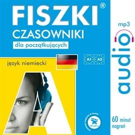 okładka FISZKI audio – j. niemiecki – Czasowniki dla początkującychaudiobook   MP3   Perczyńska Kinga