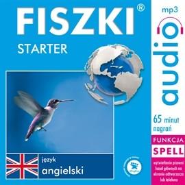 okładka FISZKI - język angielski Starter, Audiobook | Wojsyk Patrycja