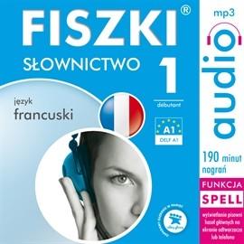 okładka FISZKI - język francuski Słownictwo 1, Audiobook | Wojsyk Patrycja