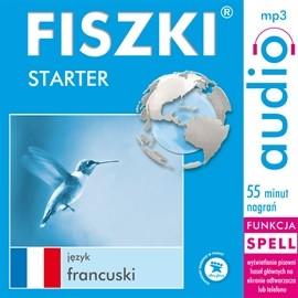 okładka FISZKI - język francuski Starter, Audiobook | Wojsyk Patrycja
