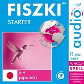 okładka FISZKI - język japoński Starter, Audiobook | Wojsyk Patrycja
