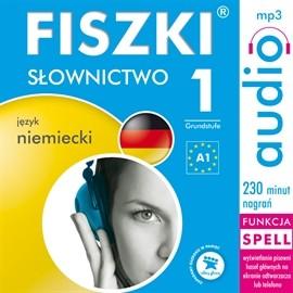 okładka FISZKI - język niemiecki - Słownictwo 1audiobook | MP3 | Perczyńska Kinga