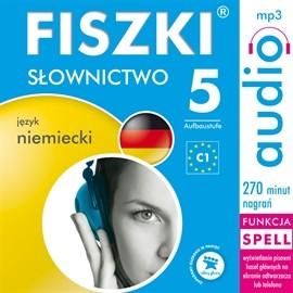 okładka FISZKI - język niemiecki - Słownictwo 5audiobook | MP3 | Perczyńska Kinga