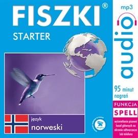 okładka FISZKI język norweski Starteraudiobook   MP3   Perczyńska Kinga