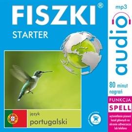 okładka FISZKI - język portugalski Starter, Audiobook | Perczyńska Kinga