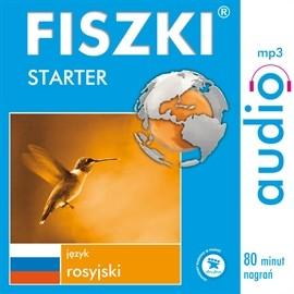 okładka FISZKI – język rosyjski – Starteraudiobook | MP3 | Perczyńska Kinga