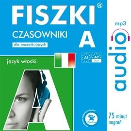 okładka FISZKI - język włoski Czasowniki A, Audiobook | Wojsyk Patrycja