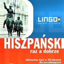 okładka Hiszpański raz a dobrzeaudiobook | MP3 | Małgorzata Szczepanik