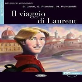 okładka Il Viaggio di Laurent, Audiobook | EDITRICE CIDEB